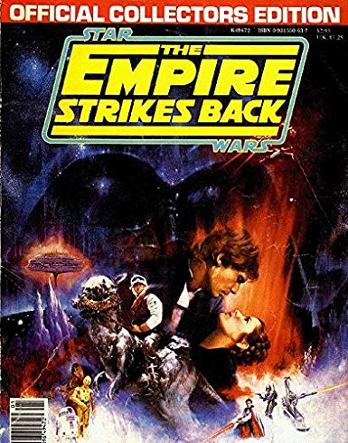 Star Wars The Empire Strikes Back Official Collectors Edition