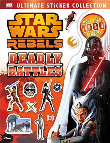 Star Wars Rebels: Deadly Battles Ultimate Sticker Collection