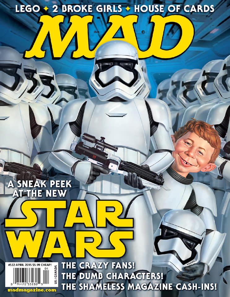 Mad Magazine 532