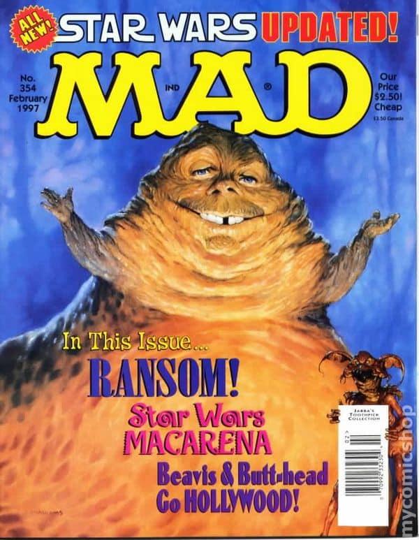 Mad Magazine 354