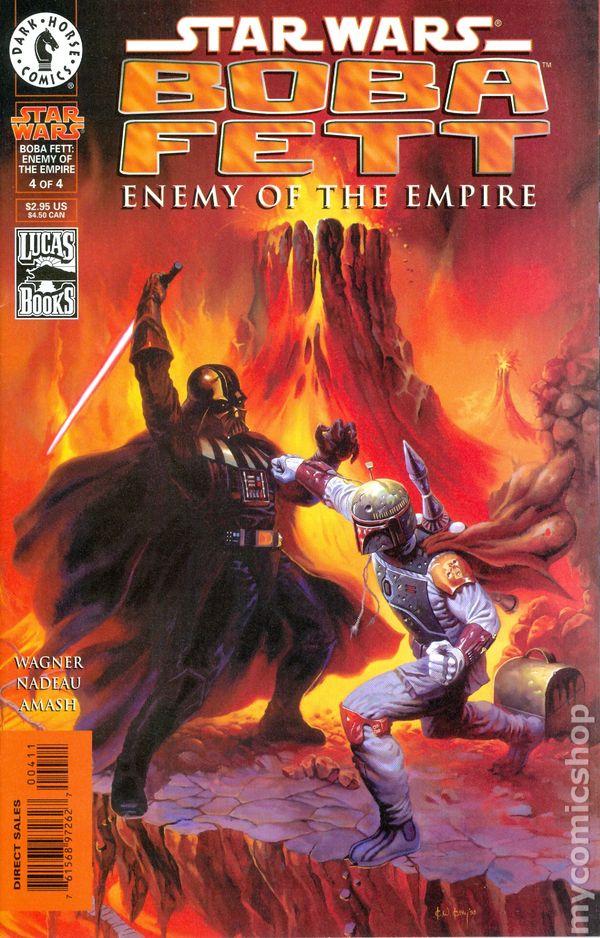 Star Wars Boba Fett: Enemy of the Empire 4
