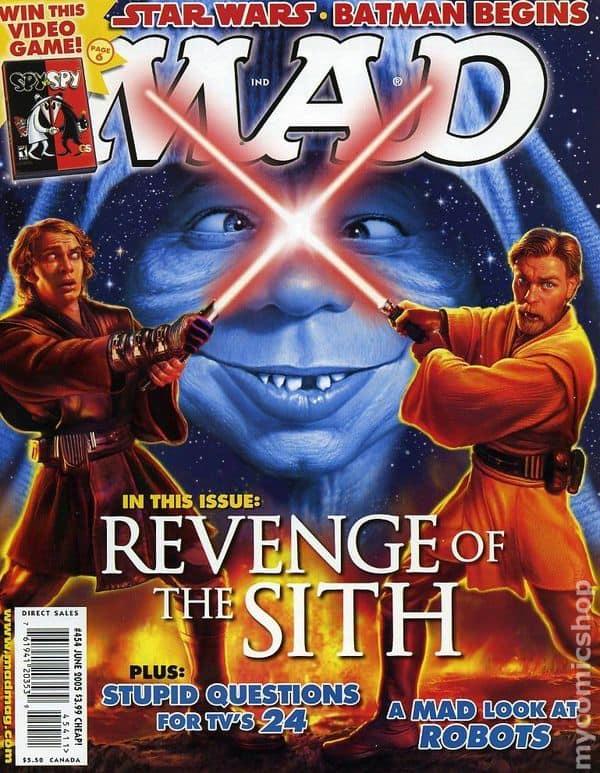 Mad Magazine 454