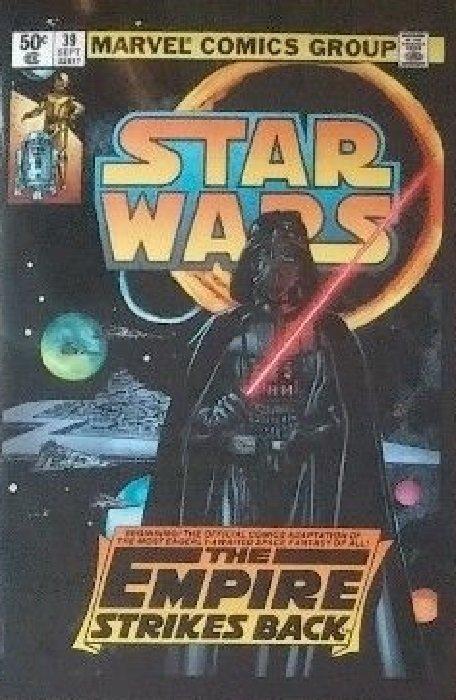 IDW Mini Comic - The Empire Strikes Back 39