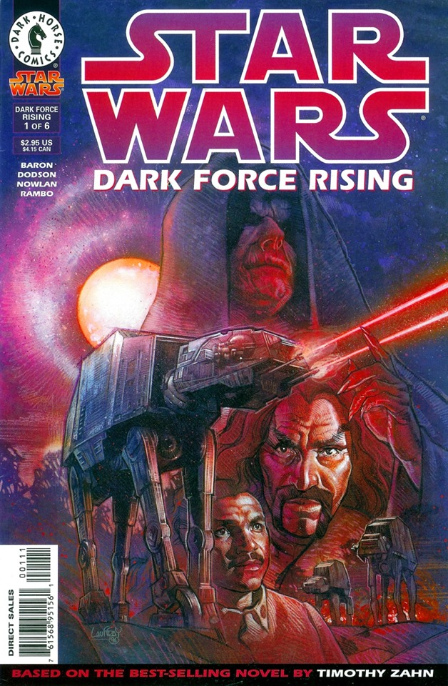 Star Wars: Dark Force Rising (Comic)