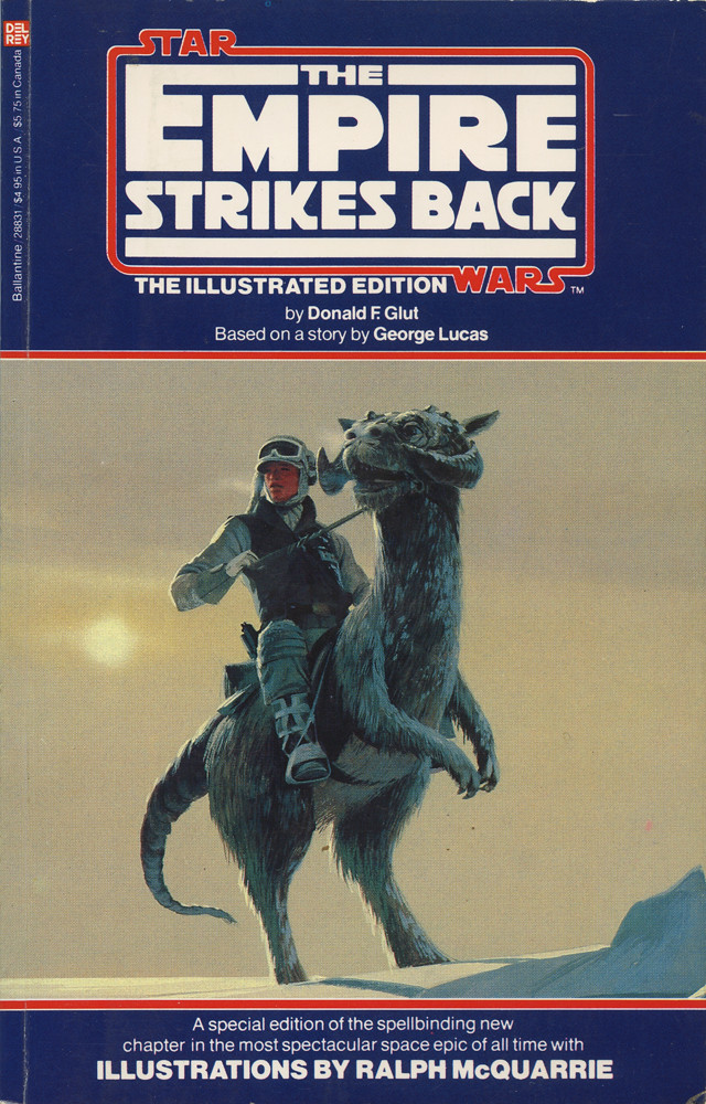 The Empire Strikes Back: The Illustrated Edition