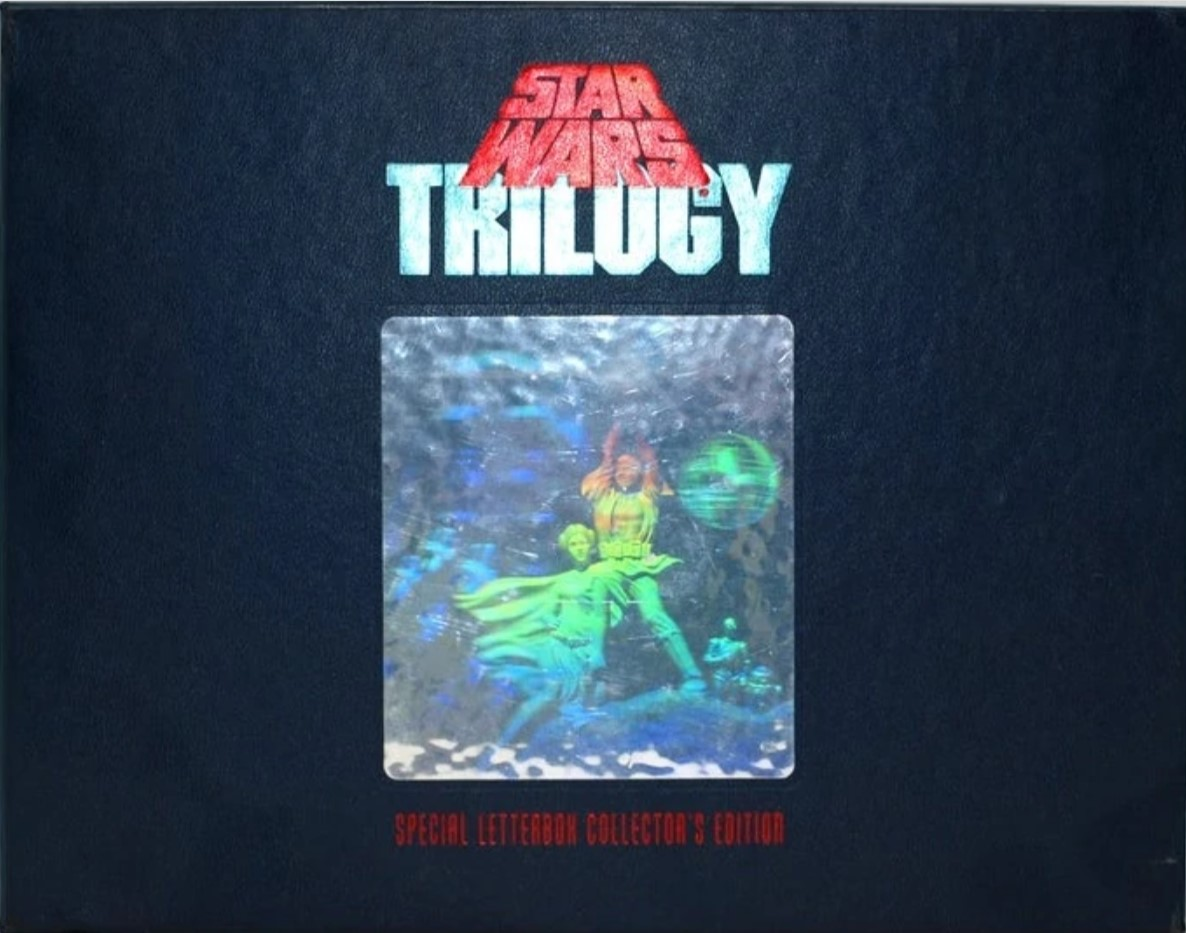 Star Wars Trilogy Letterbox Collector's Edition