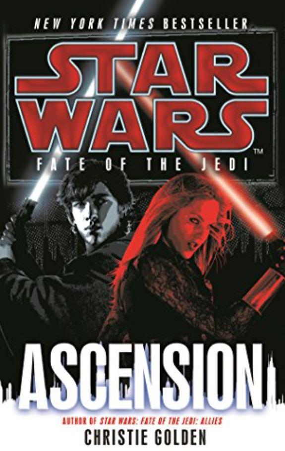 Star Wars Fate of the Jedi: Ascension (paperback)