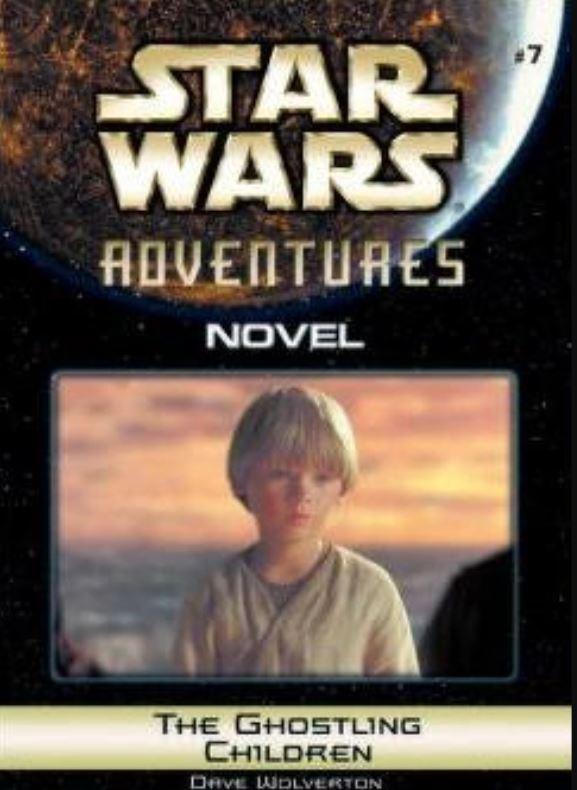 Star Wars Adventures (Episode II): #7 The Ghostling Children