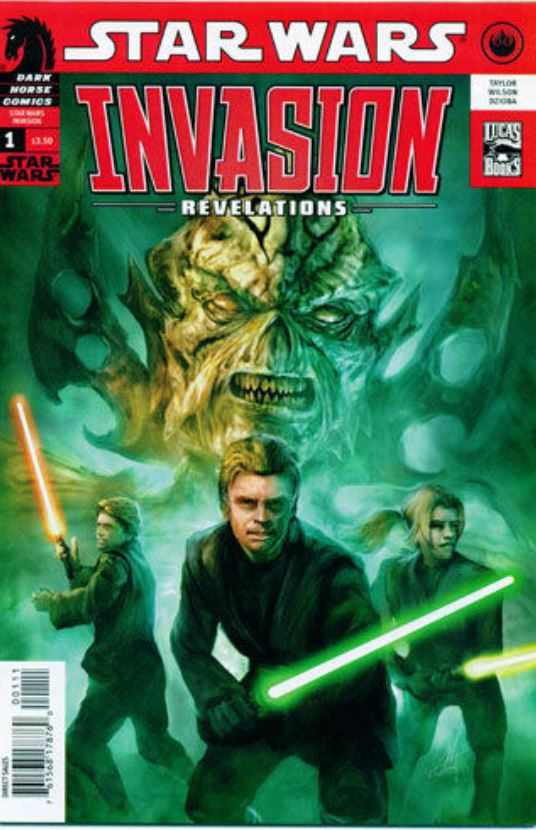 Star Wars Invasion: Revelations