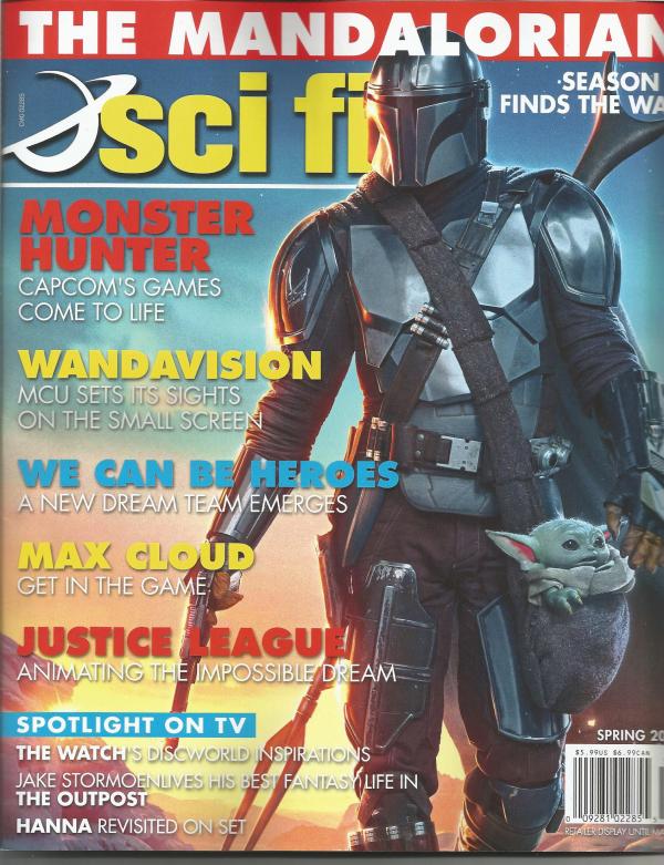 SciFi  Magazine Spring 2021
