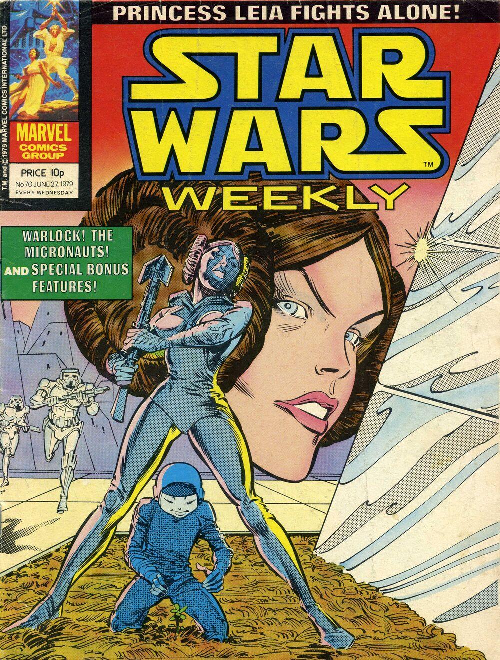 Star Wars: A Princess Alone