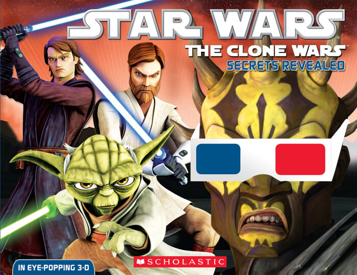 Star Wars The Clone Wars: Secrets Revealed in 3D