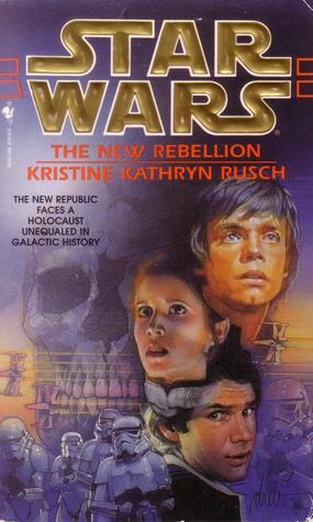 Star Wars: The New Rebellion  (paperback)