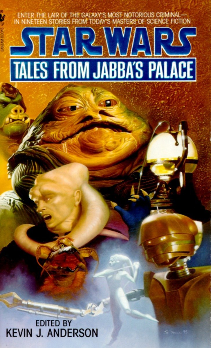 Star Wars: A Free Quarren in the Palace - Tessek's Tale