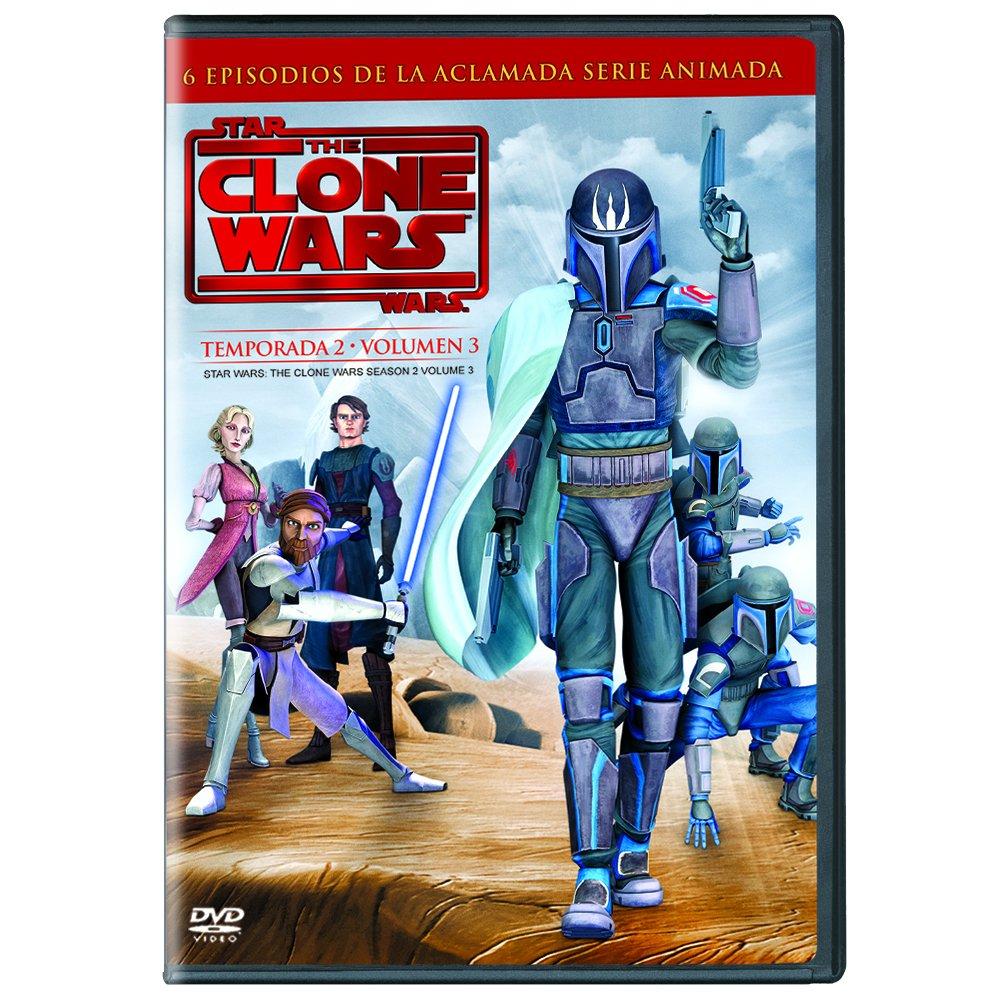 Star Wars: The Clone Wars Season 2 Volume 3