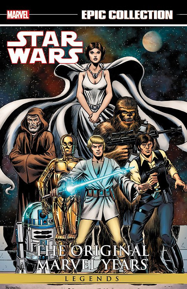 Star Wars Legends Epic Collection: The Original Marvel Years Volume 1