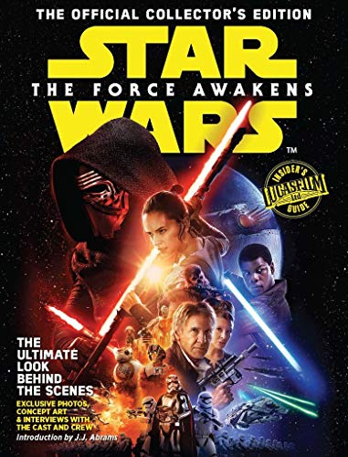 Star Wars The Force Awakens: Official Collector's Edition (Book)