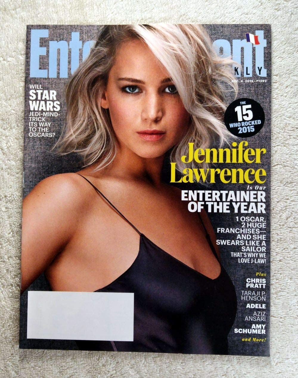 Entertainment Weekly December 4, 2015
