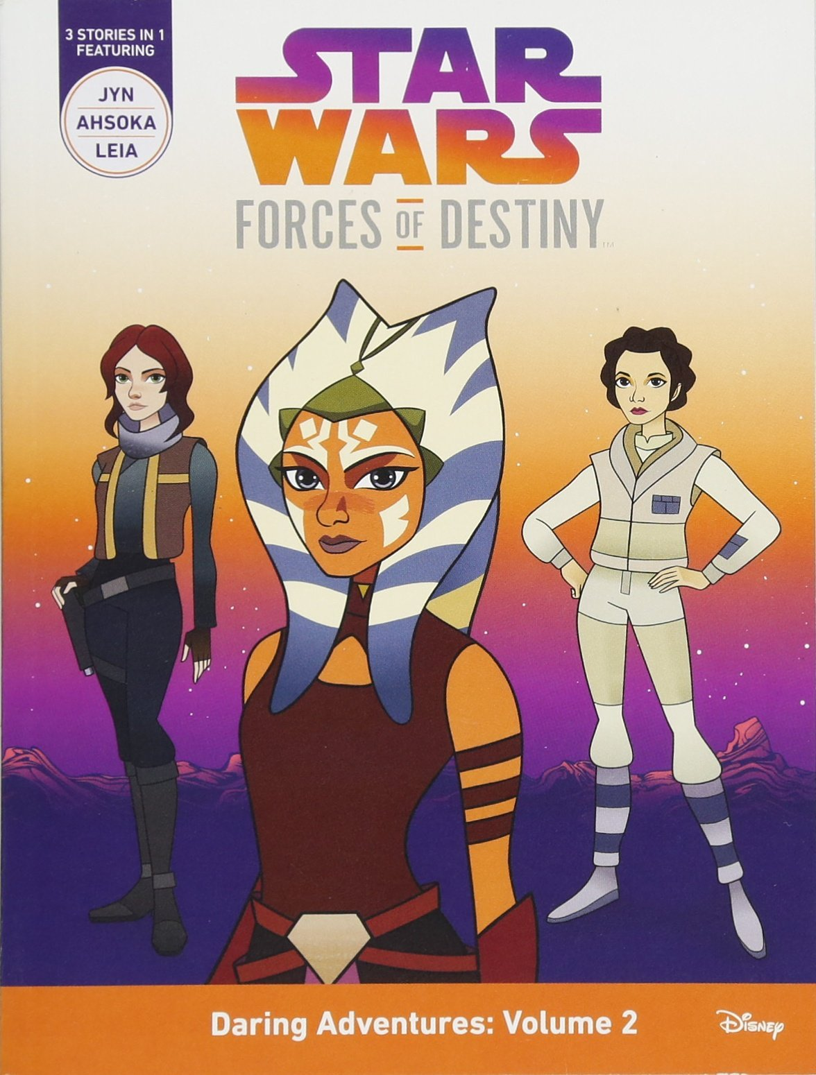 Star Wars Forces of Destiny: Leia - Beasts of Echo Base