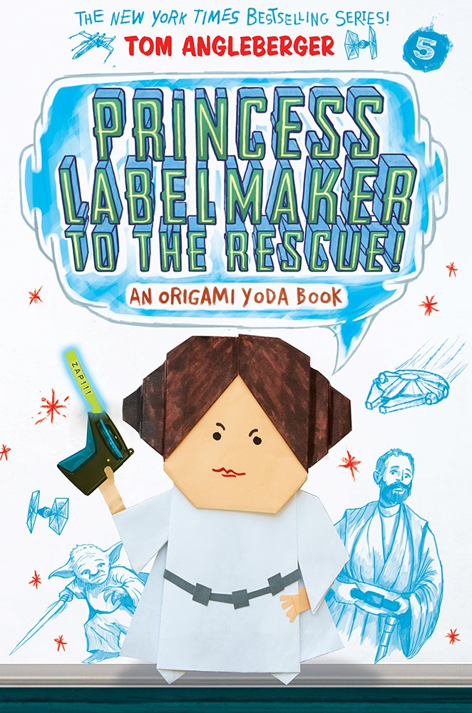 Princess Labelmaker to the Rescue (paperback)