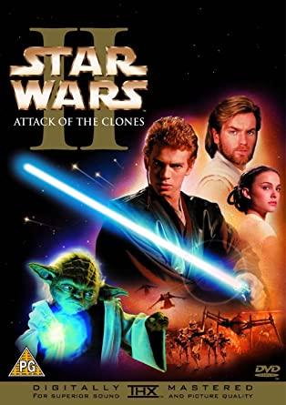 Star Wars: Episode II Attack of the Clones (DVD)