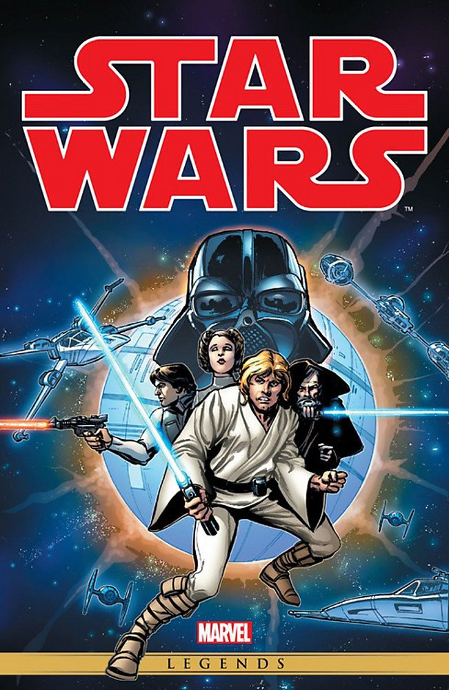 Star Wars: The Original Marvel Years - Volume 1