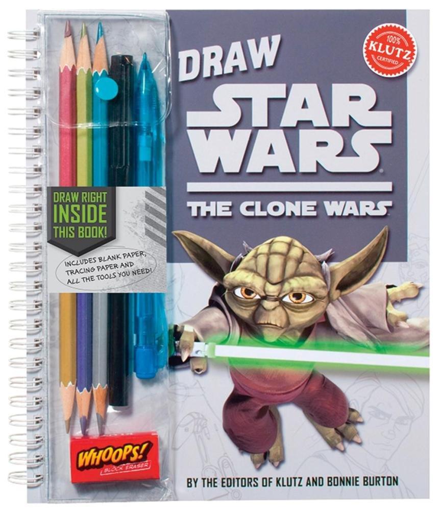 Draw Star Wars The Clone Wars