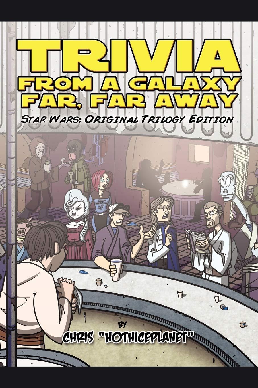 Trivia from a Galaxy Far, Far Away
