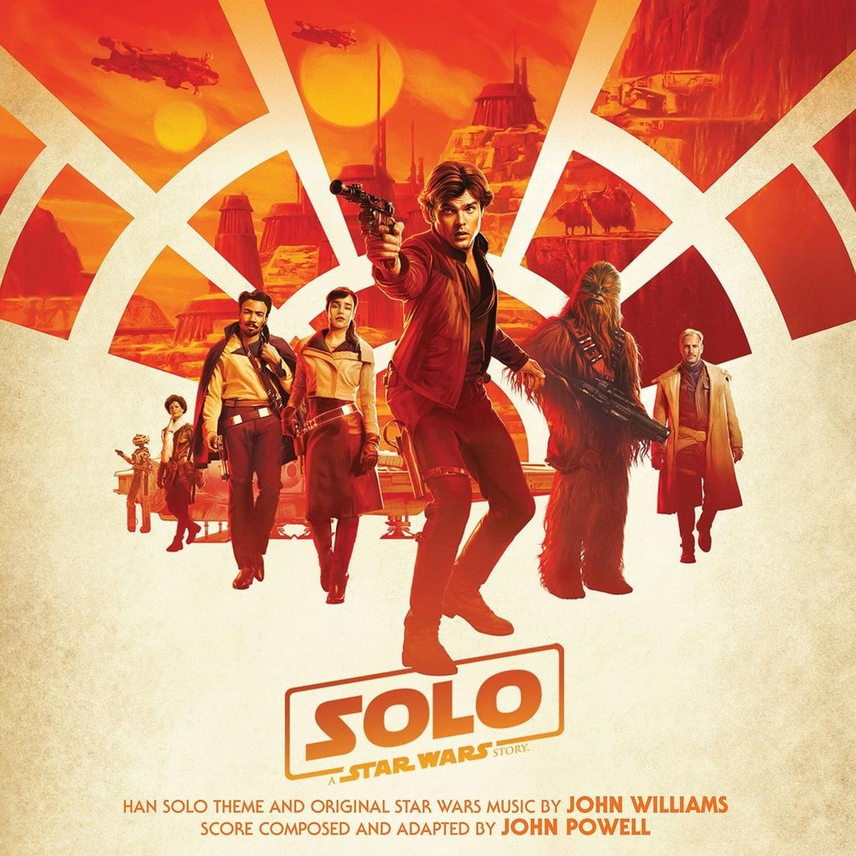 Solo: A Star Wars Story Original Motion Picture Soundtrack