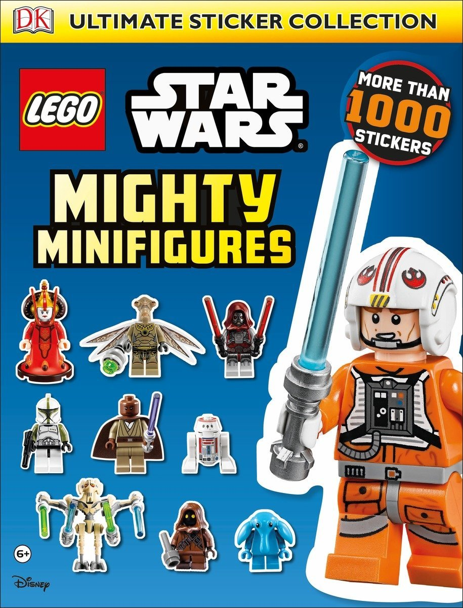 Lego Star Wars: Mighty Minifigures