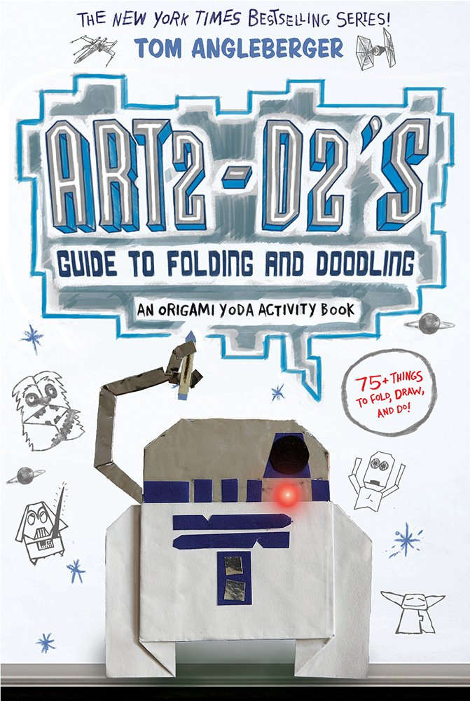 Art2-D2's Guide to Folding and Doodling (paperback)
