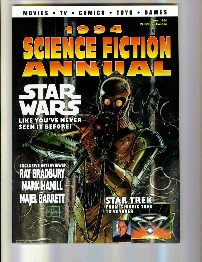 1994 Science Fiction Annual