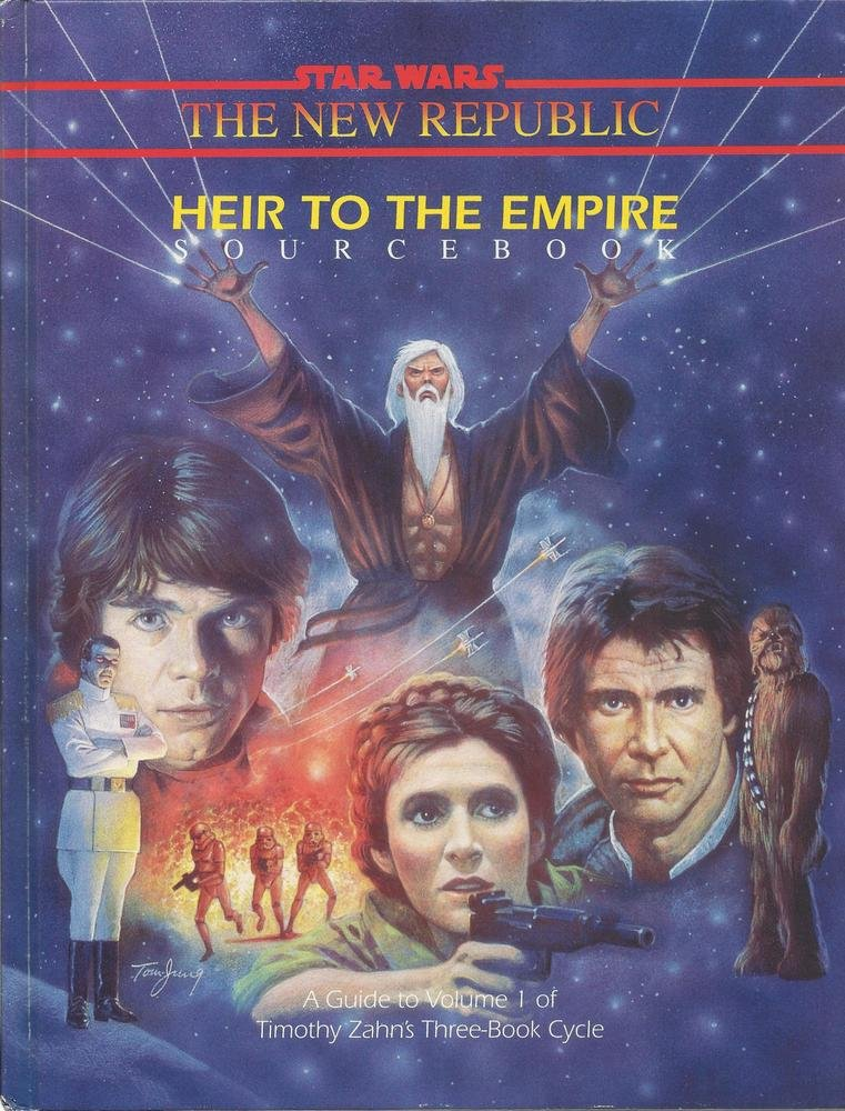 Star Wars Heir to the Empire Sourcebook (Paperback)