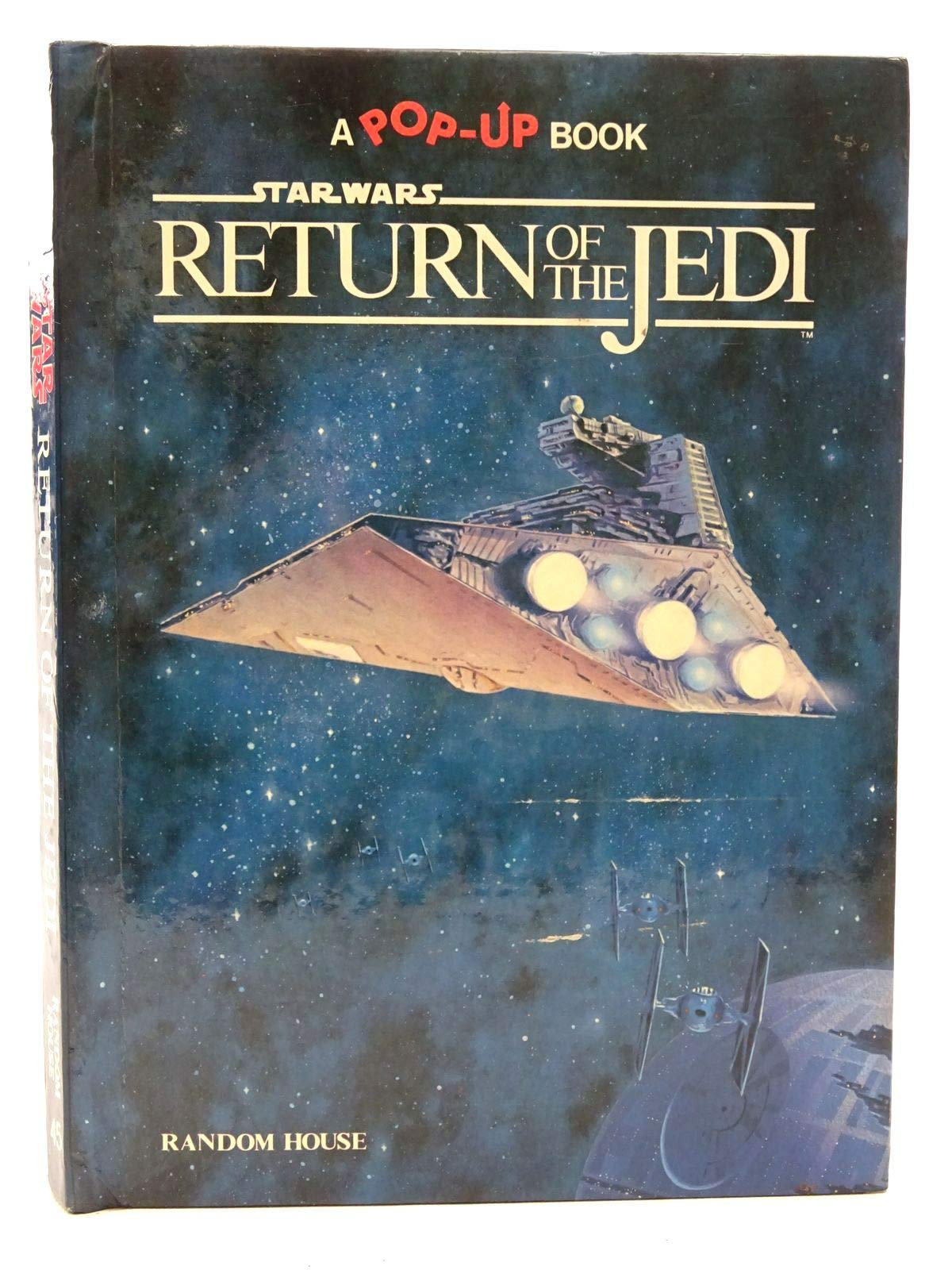 Pop-Up Star Wars: Return of the Jedi