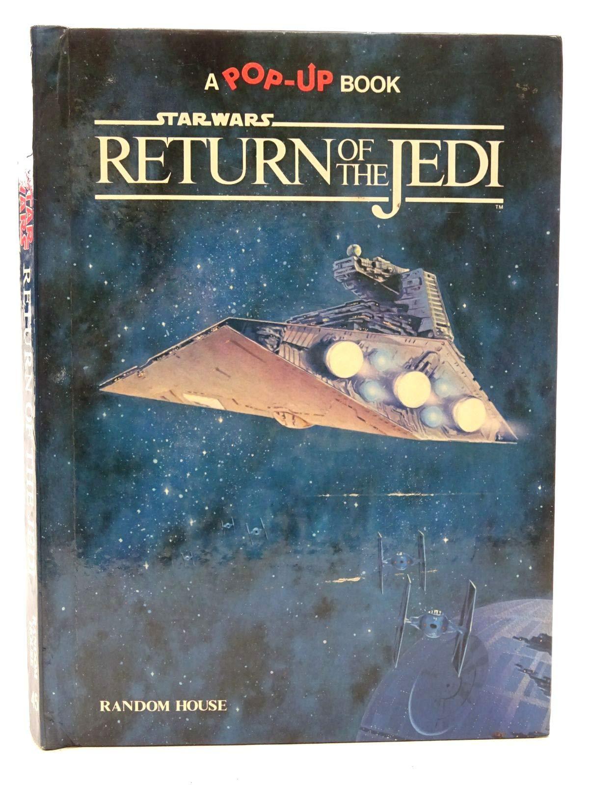 Pop-Up Star Wars: Return of the Jedi
