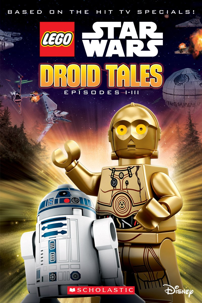 Lego Star Wars: Droid Tales Episode I-III