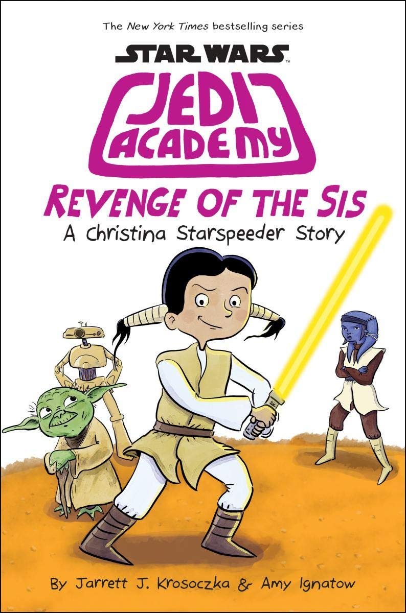 Star Wars Jedi Academy: Revenge of the Sis