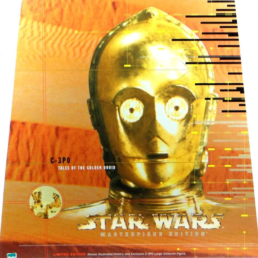 Star Wars C-3PO: Tales of the Golden Droid