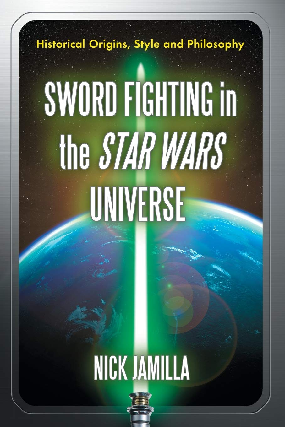 Sword-Fighting in the Star Wars Universe