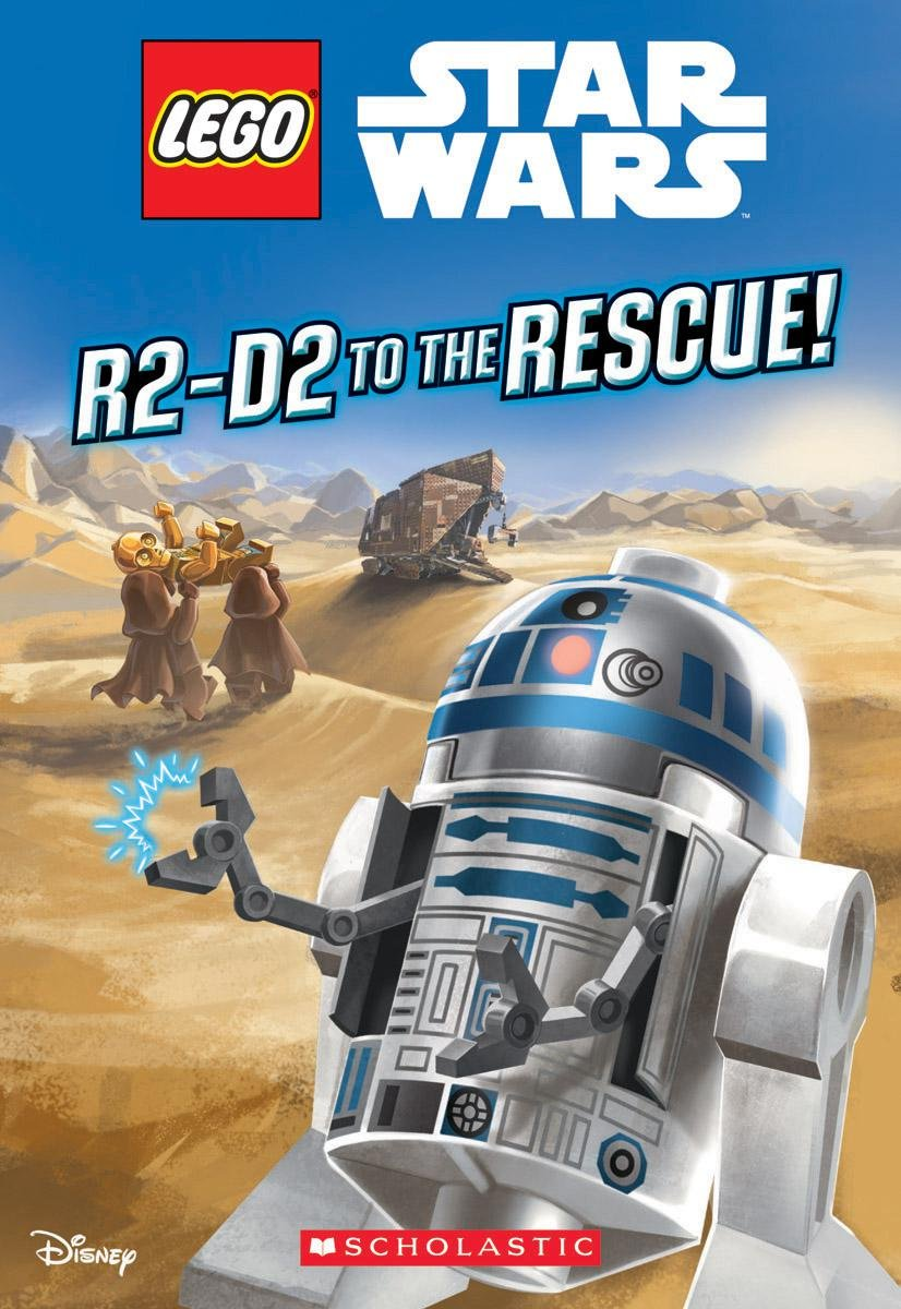 Lego Star Wars: R2-D2 to the Rescue