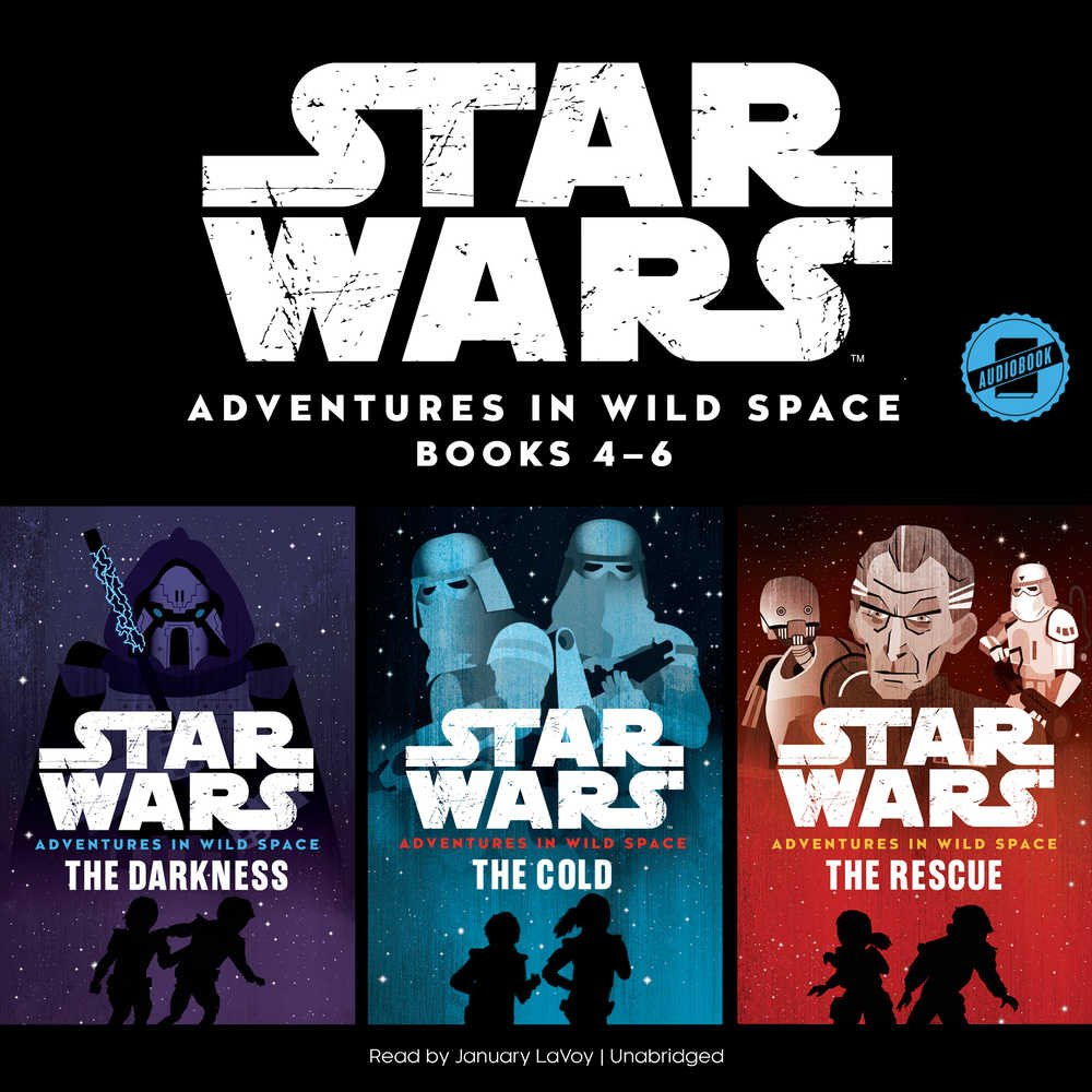 Star Wars Adventures in Wild Space: The Dark (audio)