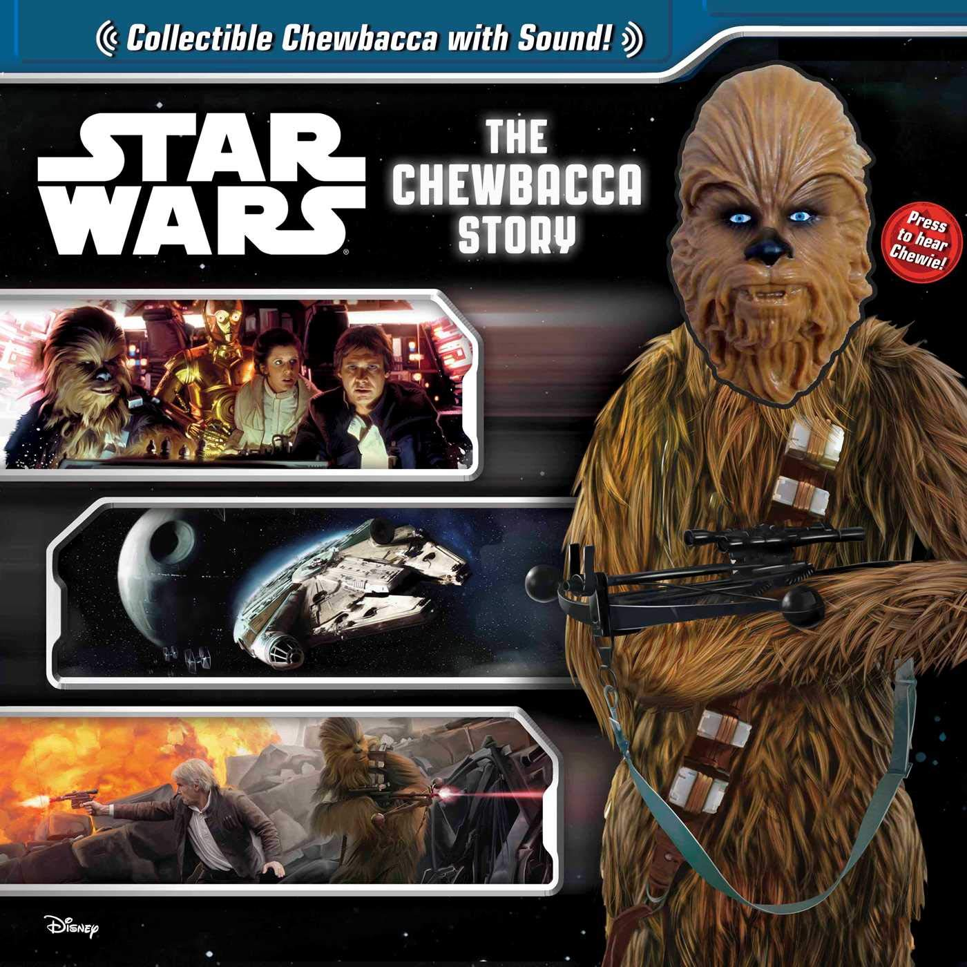 Star Wars: The Chewbacca Story