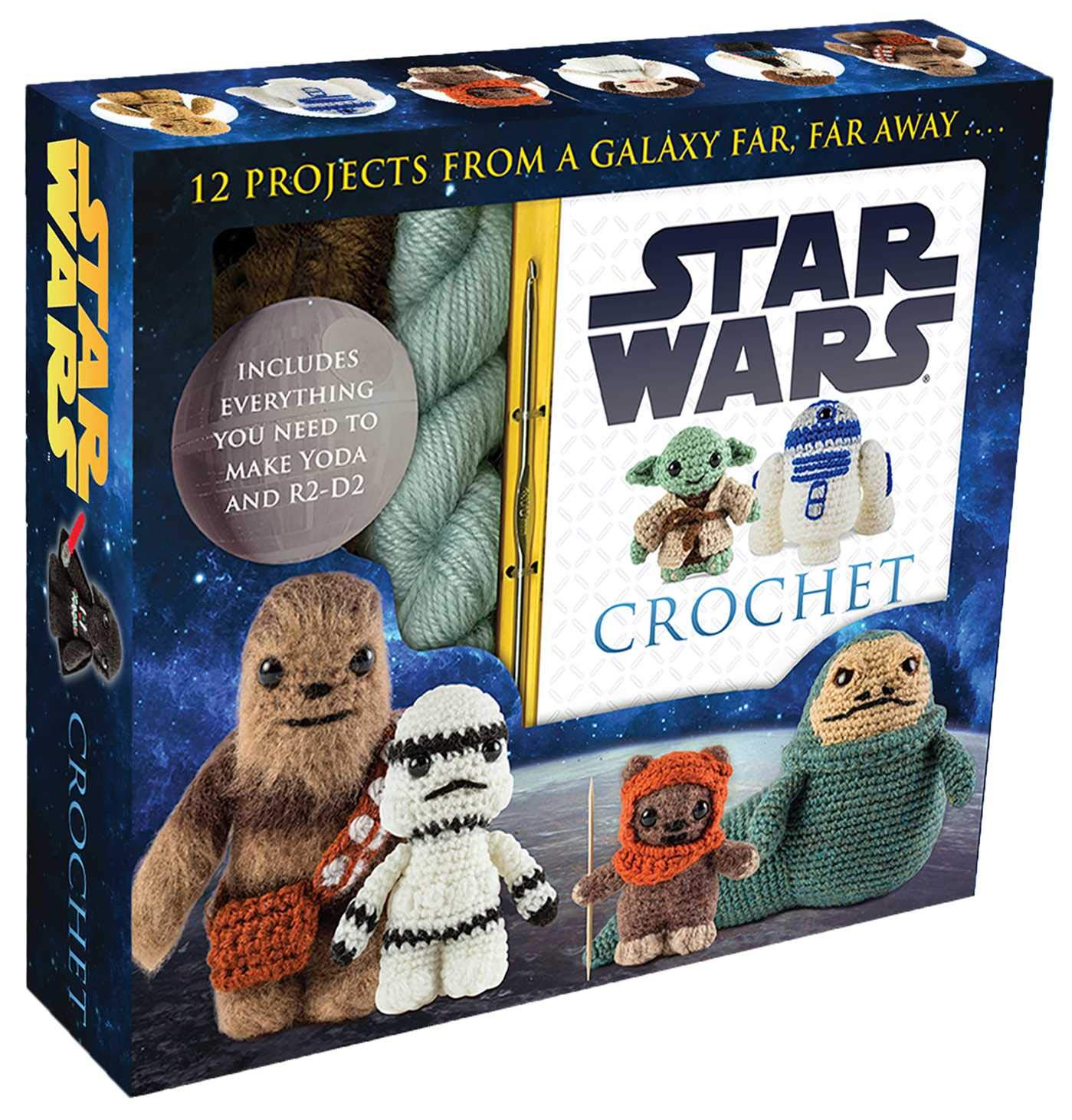 Star Wars: Crochet (2021)