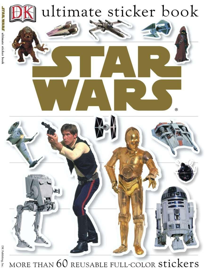 Star Wars Ultimate Sticker Book