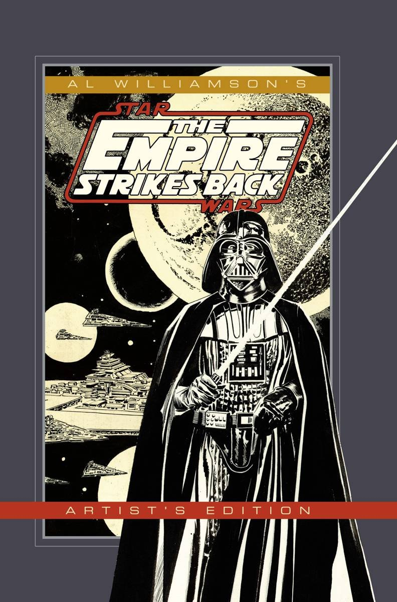 Al Williamson's Star Wars: The Empire Strikes Back Artist's Edition