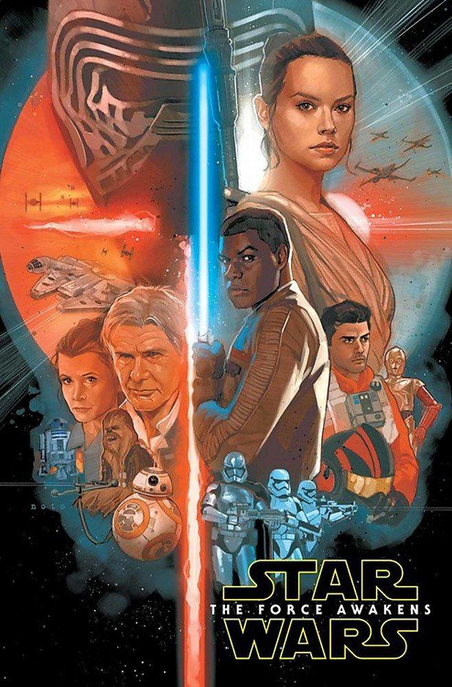 Star Wars Episode VII: The Force Awakens (Marvel Hardcover)