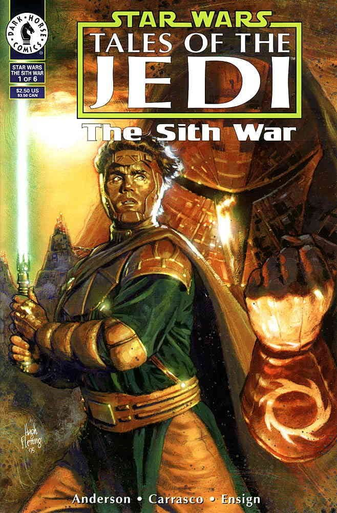 Star Wars Tales of the Jedi: The Sith War