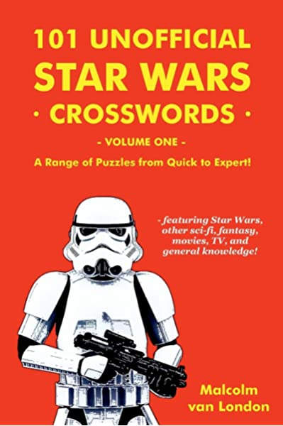 101 Unofficial Star Wars Crossword Puzzles