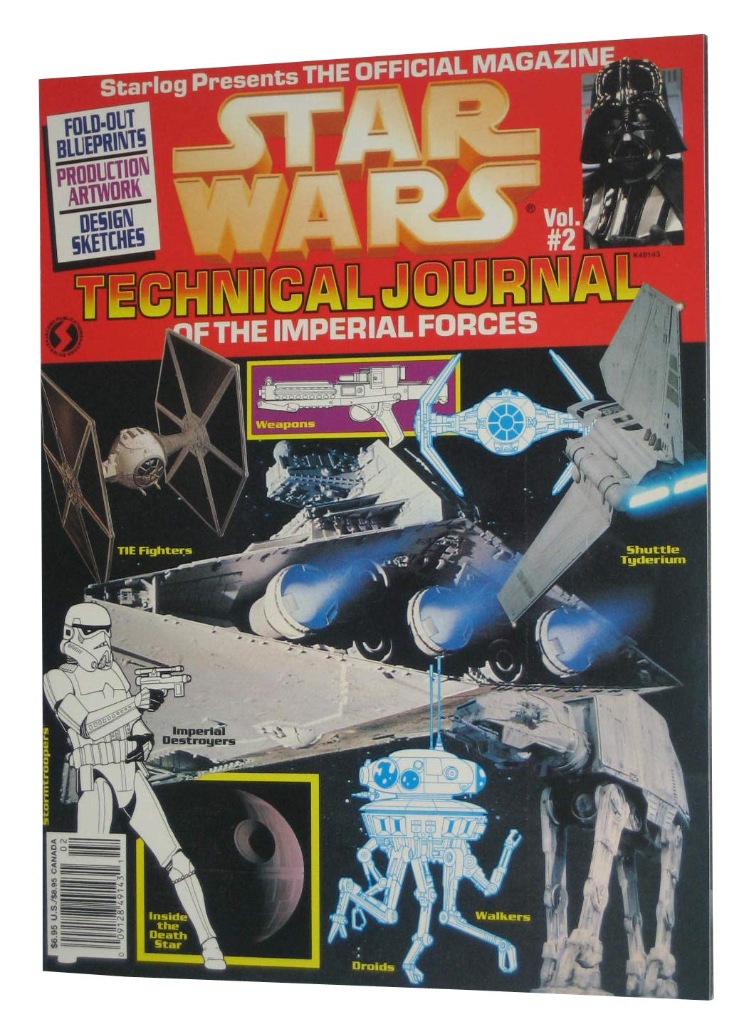 Star Wars Technical Journal of the Imperial Forces