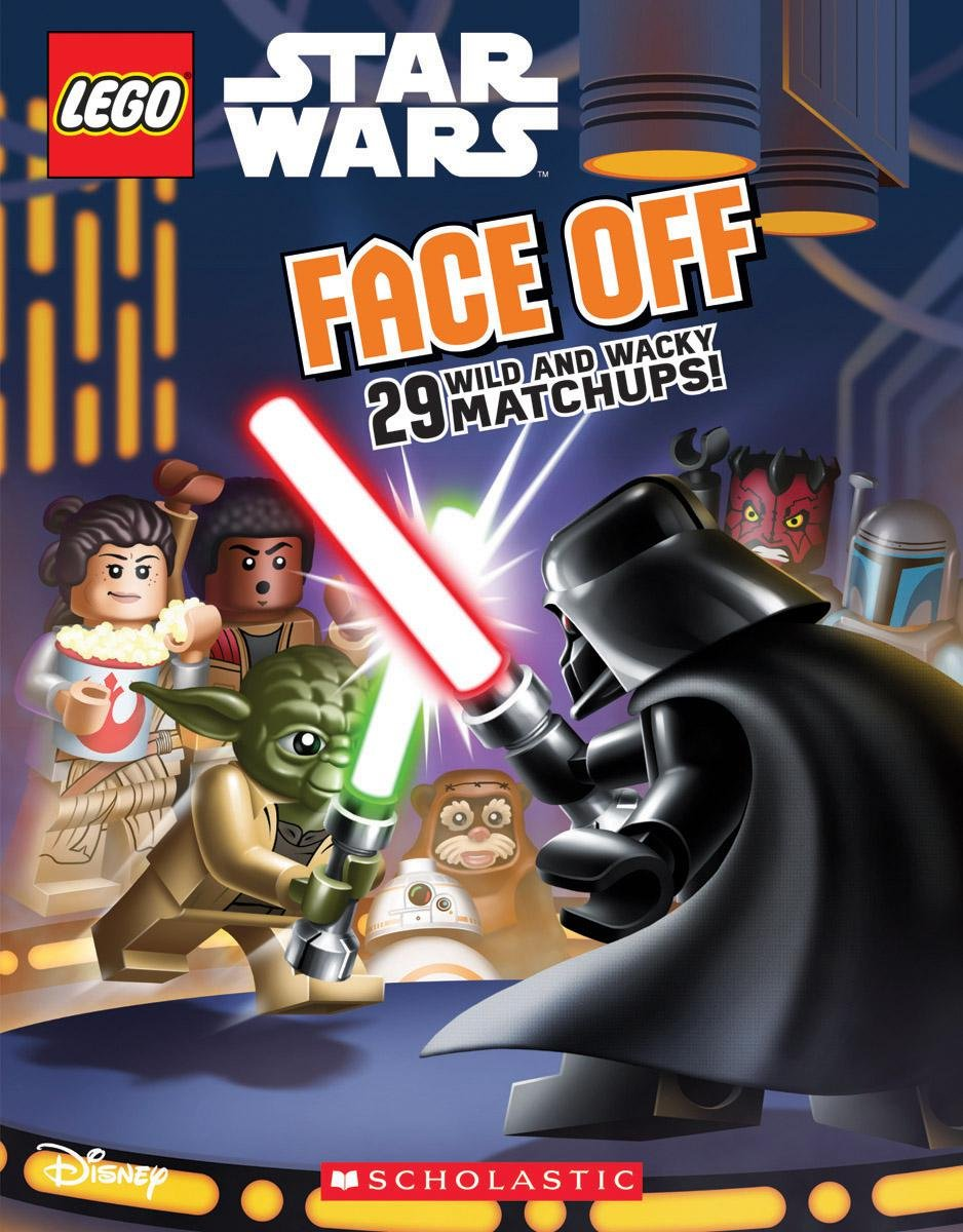 Lego Star Wars: Face-Off - 29 Wild and Wacky Match-Ups